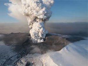 İzlenda volkanının ekonomiye etkisi