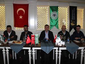 Konyaspor'da bilgilendirme toplantısı yapıldı