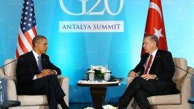 Erdoğan ve Obamadan ortak açıklama