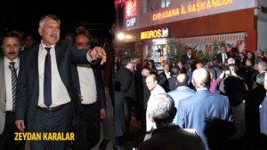 CHPde belediye başkanı il binasını bastı