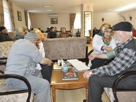 Karatay'da emeklilere sağlık hizmeti