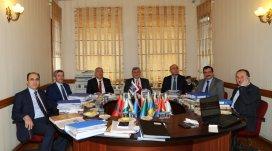 TDBB aralık ayı toplantısı Selçuklu'da