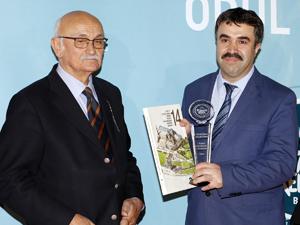 Tarihi mirası koruyan Büyükşehire ödül