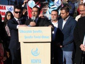Ülkü Ocaklarından Türkmen katliamına tepki