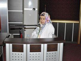 Karatay'da organ bağışının önemine değinildi