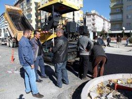 Seydişehir'de çevre düzenlemesi