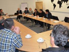 Konya ile Hannover arasında tarım alanında işbirliği