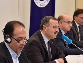 Kütükcü, Türkiye-İran Çalışma Komitesi Başkanlığı'na getirildi