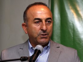Dışişleri Bakanı Mevlüt Çavuşoğlu Azerbaycan'da