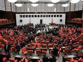 Yeni kanun tasarısı Meclise gönderildi