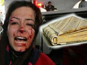 Gazzeli bir bayanın savaş günlüğü