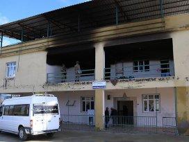 Diyarbakırda yangın: 6 çocuk hayatını kaybetti