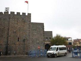 Diyarbakırın Sur ilçesinde sokağa çıkma yasağı