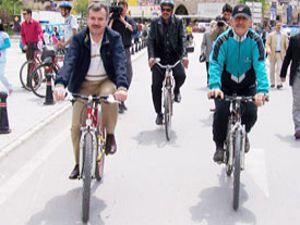Konya toplu ulaşımına bisiklet ne zaman girecek?