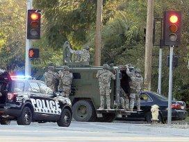 ABDde 2 silahlı saldırgan öldürüldü