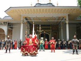 Genelkurmay Mehteran Bölüğü Konya'ya geliyor
