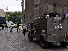 Diyarbakır Licede sokağa çıkma yasağı