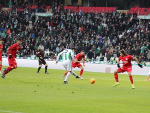 Torku Konyaspor sahasında kazandı!