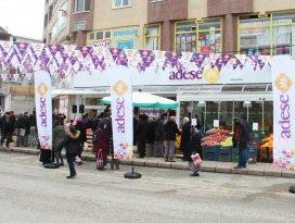Adese, Ankara'da mağaza açtı