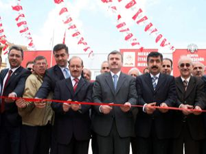 Konyaya 3 milyonluk itfaiye merkezi