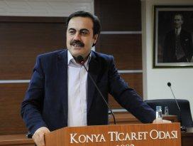 """""""Konya, Türkiye'nin direğidir"""""""
