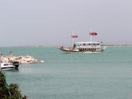 Şeb-i Arus törenlerini izleyenlere tekne gezisi hediyesi