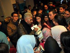 Yazar Erdal Demirkıran'dan Akşehir'de konferans