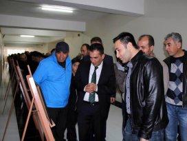 Beyşehirde fotoğraf sergisi