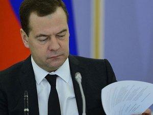 Rusya Başbakanı Medvedevden Türkiye itirafı
