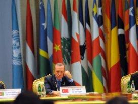 Erdoğan, Tarafsızlık Konferansına katıldı
