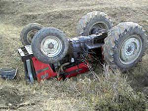 Konyada feci kaza: 1 ölü 1 yaralı