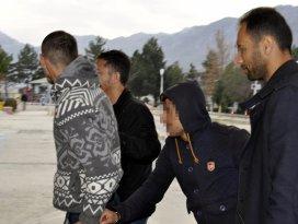 Seydişehir'de iki hırsız tutuklandı