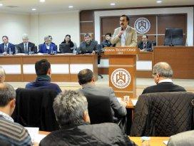 KTO'da meslek komiteleri istişare toplantıları