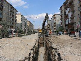 Akyürek: 2016 asfalt ve altyapı yılı olacak