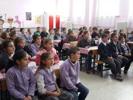 Kulu'da trafik eğitim semineri