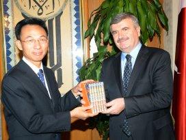 Konya ile Çin arasında ekonomik işbirliği