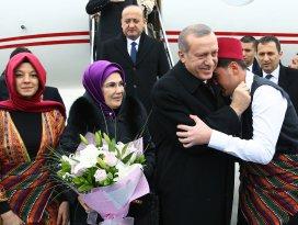 Cumhurbaşkanı Erdoğan, Konyaya geldi