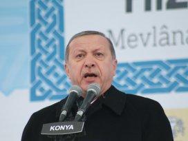 Erdoğan Konyada CHPli vekile yüklendi