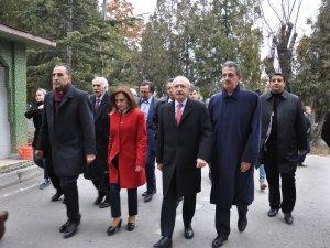 CHP Lideri Kılıçdaroğlu Şeb-i Arusa katılmıyor!