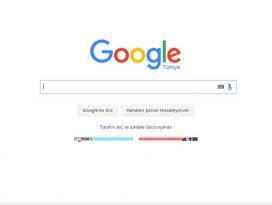 Googledan Star Warsa özel doodle