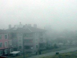 Kuluda yoğun sis