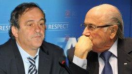 Blatter ve Platiniye futboldan 8 yıl men cezası