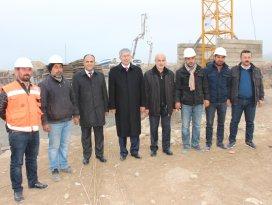 Milletvekili Babaoğlu, yatırımları inceledi
