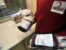 Türk Kızılayına kan bağışında 10 yılda rekor artış