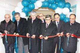 Beyşehirde palyatif bakım servisi ve hastane ek bina açılışı
