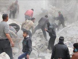 Suriye ordusundan zehirli gaz saldırısı: 10 ölü