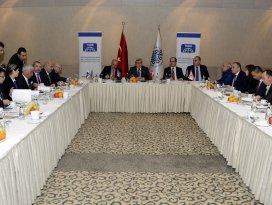 Türk Dünyası Konyada toplandı