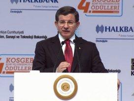 Davutoğlu, Demirtaş'ı bombaladı