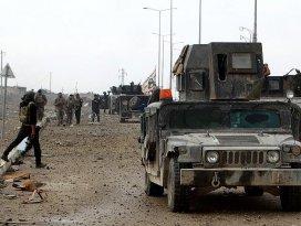 Irakta 36 DAEŞ militanı öldürüldü