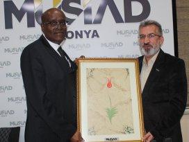 Konya, Cibuti ile işbirliğini geliştirecek
